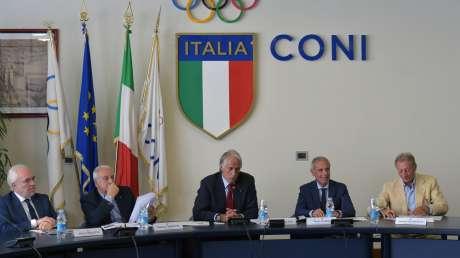 Partnership CONI-Eccellenze Campane all'insegna dell'orgoglio Made in Italy
