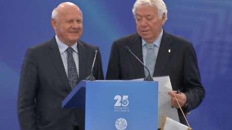 Premio Alloro Olimpico Europeo a Pietrangeli