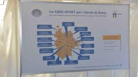 Prima area sport nei municipi: Parco Alessandrino