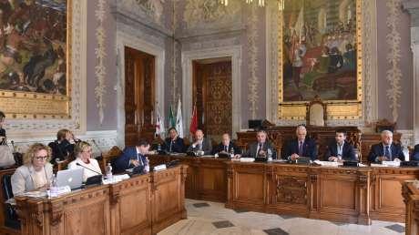 Riunione della Giunta Nazionale a Cagliari