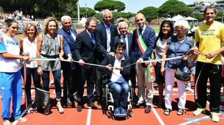 Sport e Periferie: il nuovo stadio di Ostia