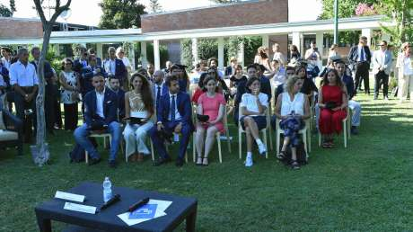 Corso Management Olimpico, Open Day e Graduation Ceremony