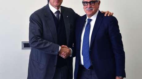 Firmato protocollo biennale CONI-Fondazione Insieme contro il cancro