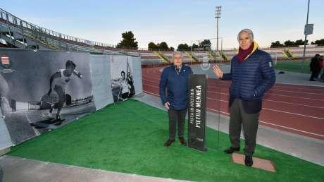 Inaugurata la pista Pietro Mennea a Barletta
