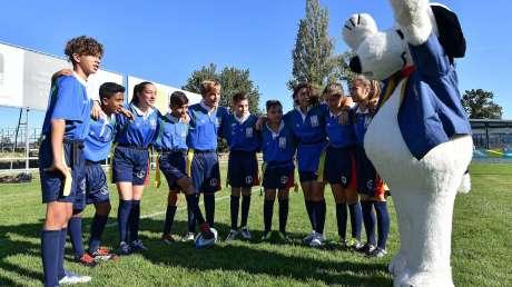 Trofeo CONI Kinder+Sport 2017, nelle Marche il primo giorno di gare