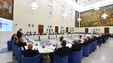 Consiglio Nazionale: ultima riunione del 2018
