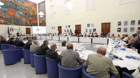 Il Consiglio Nazionale vota all'unanimità la candidatura italiana ai Giochi 2026