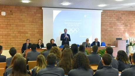 management olimpico mezzelani gmt075