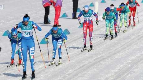 La 30 Km di fondo femminile chiude il programma gare