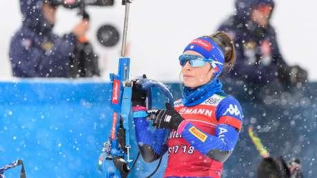 La gara di Biathlon Sprint ad Anterselva