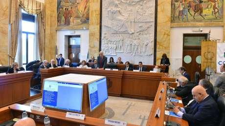 La Giunta Nazionale per la prima volta a Reggio Calabria, ospitata a Palazzo Alvaro