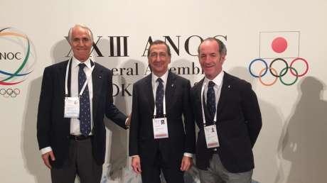 Milano Cortina 2026, a Tokyo prima presentazione della candidatura