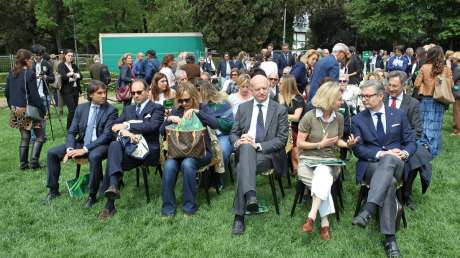 005 Presentazione Piazza di Siena Pagliaricci GMT