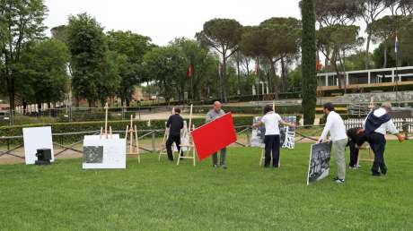 019 Presentazione Piazza di Siena Pagliaricci GMT