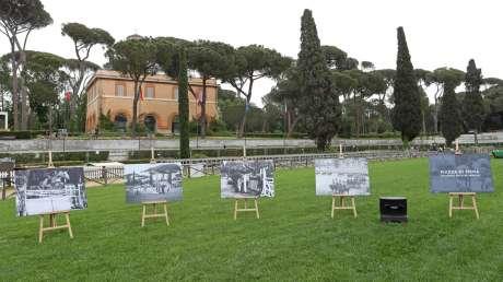 022 Presentazione Piazza di Siena Pagliaricci GMT
