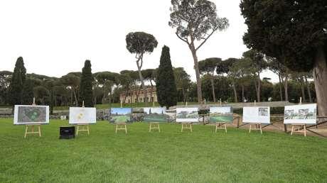 023 Presentazione Piazza di Siena Pagliaricci GMT