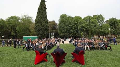046 Presentazione Piazza di Siena Pagliaricci GMT