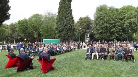 048 Presentazione Piazza di Siena Pagliaricci GMT