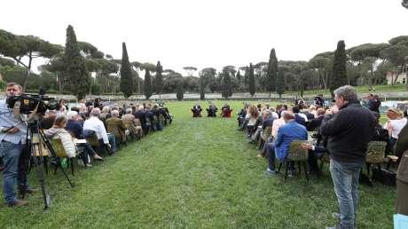 053 Presentazione Piazza di Siena Pagliaricci GMT