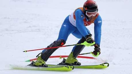 Sci Alpino: lo slalom di Moelgg e Gross