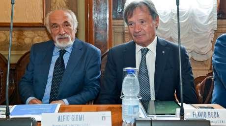 180920 006 Giunta CONI foto Simone Ferraro