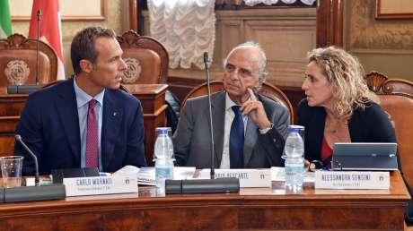 180920 008 Giunta CONI foto Simone Ferraro