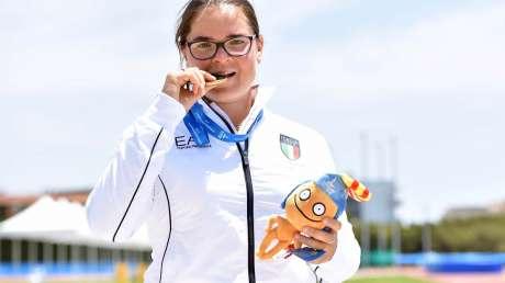 Tarragona 2018: Lucilla Boari centra l'oro