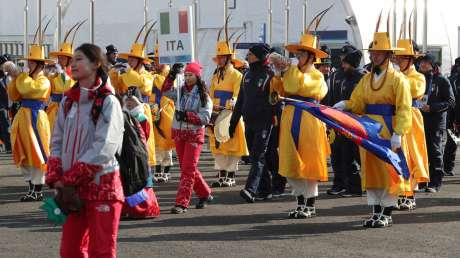 06 Welcome Ceremony Ferraro-Pagliaricci - GMT