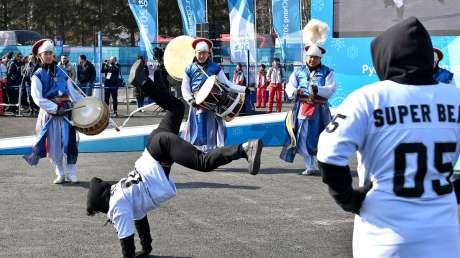 180208 26 Welcome Ceremony Ferraro-Pagliaricci - GMT