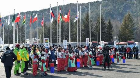 20 Welcome Ceremony Ferraro-Pagliaricci - GMT