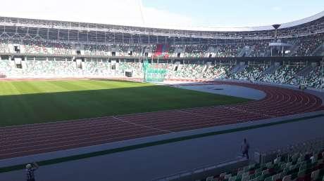 gare di atletica al dinamo stadium