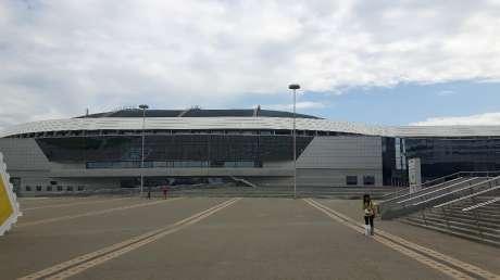 minsk arena Velodrome1