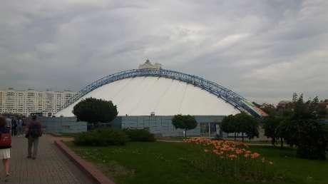 Sport palace basket 3x3 esterno