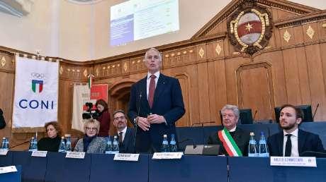 Bolzano accoglie lo sport italiano e ospita la prima, storica riunione della Giunta Nazionale del CONI