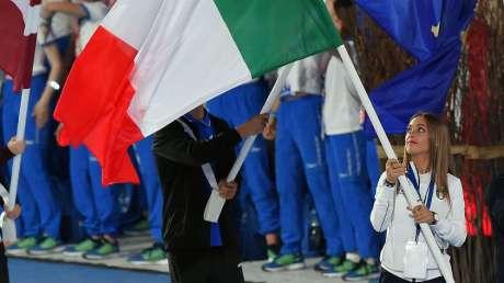 Cala il sipario su Minsk 2019, l'Italia sfila con Letizia Paternoster