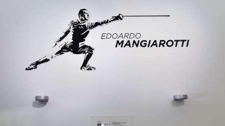 La Casa delle Armi intitolata a Edoardo Mangiarotti