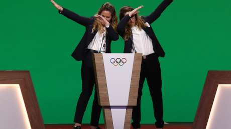 20190624 Assegnazione Olimpiadi2026 Foto Pagliaricci GMT171a
