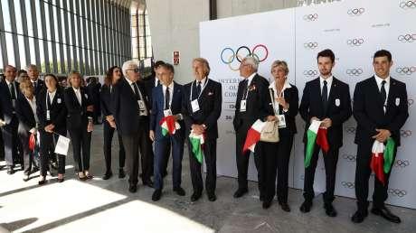 20190624 Assegnazione Olimpiadi2026 Foto Pagliaricci GMT Sport020