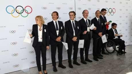 20190624 Assegnazione Olimpiadi2026 Foto Pagliaricci GMT Sport046