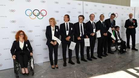 20190624 Assegnazione Olimpiadi2026 Foto Pagliaricci GMT Sport048