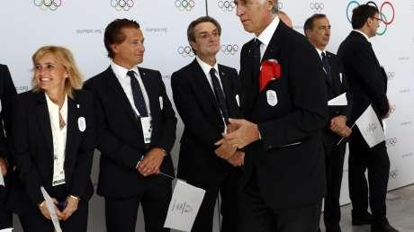 20190624 Assegnazione Olimpiadi2026 Foto Pagliaricci GMT Sport054