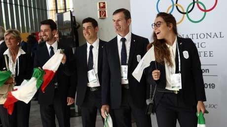 20190624 Assegnazione Olimpiadi2026 Foto Pagliaricci GMT Sport060