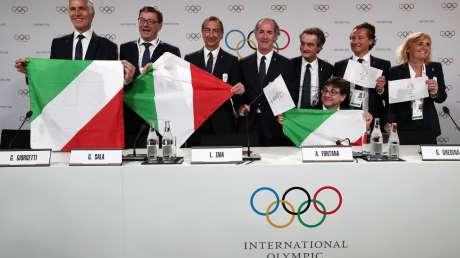 20190624 Assegnazione Olimpiadi2026 Foto Pagliaricci GMT Sport064