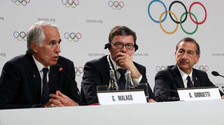 20190624 Assegnazione Olimpiadi2026 Foto Pagliaricci GMT Sport072