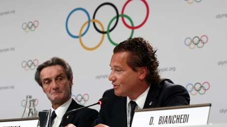 20190624 Assegnazione Olimpiadi2026 Foto Pagliaricci GMT Sport079