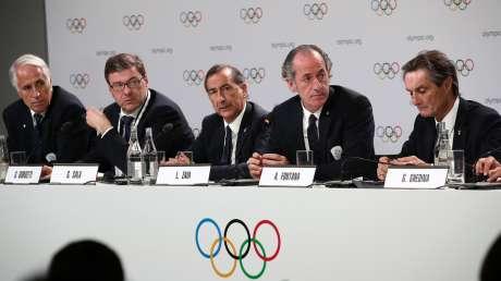 20190624 Assegnazione Olimpiadi2026 Foto Pagliaricci GMT Sport080