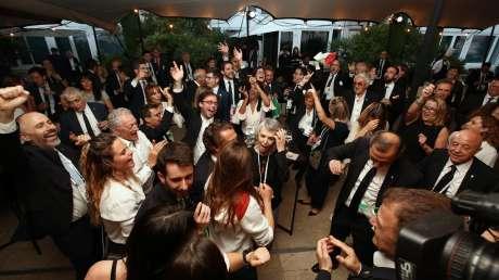 20190624 Festeggiamenti Losanna Palace Foto Pagliaricci GMT Sport008
