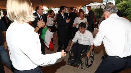 20190624 Festeggiamenti Losanna Palace Foto Pagliaricci GMT Sport026