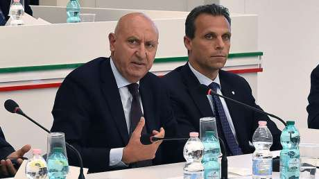 Rocco Sabelli (Sport e Salute) in Consiglio Nazionale. Onorificenze per Rudic, Anastasi, Cantagalli, Bernardi