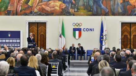 Stati Generali dello Sport: Malagò, Giorgetti, Valente e tutte le sessioni